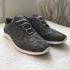 Cole Haan ZERØGRAND Perforated Trainer Sneakers